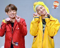 JungKokk e Namjoon so cute BTS