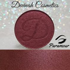 ...A mixture dark red to a purplish brown, looks great on both light and dark skin tones!VEGANIngredients: Mica(s), Titanium Dioxide, Iron Oxide, Calcium Carbon