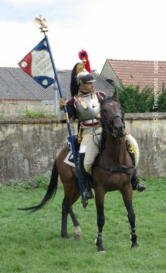 French Cuirassier, Wagram 2009
