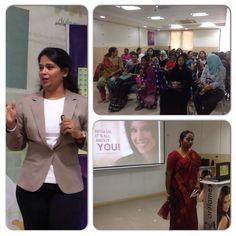 Leadership training to 23 consultants By: Mohammed Taranum