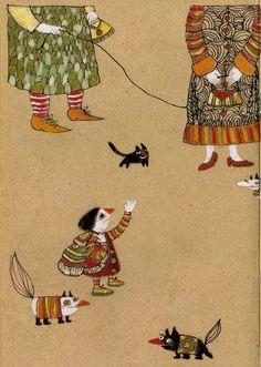 Tap, tap, tap Author - Fatemeh Mashhadi Rostam Illustrator - Afra Nobahar