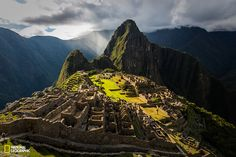 Machu Picchu. Extraordinary Entries from the 2015 National Geographic Photo Contest - My Modern Met