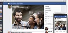 """Lo scorso 7 Marzo 2013 Facebook ha presentato quello che Mark Zuckerberg in persona ha definito come """"il miglior quotidiano online personalizzato al mondo"""". Si tratta di un importante aggiornamento dell'interfaccia grafica del News Feed di Facebook (la bacheca) che rivoluziona il modo in cui finora gli utenti possoono interagire con esso."""
