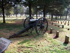Stones River Battlefield in Murfreesboro, Tennessee