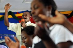 Slate article on religious leaders leading fight against AIDS: 3/27/13