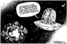 E' la religione la benzina delle guerre? / is religion the fuel of wars ?