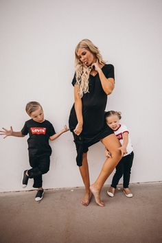 Cute Family, Family Goals, Rafael Miller, Amber Fillerup, Barefoot Blonde, Career Inspiration, Instagram Outfits, Second Baby, Family Outfits