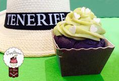 Tercer reto de los cupqueteros: cupcake de chocolate y aguacate
