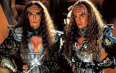 Lursa & B'Etor (STAR TREK: THE NEXT GENERATION)