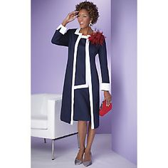 Hannan Jacket Dress