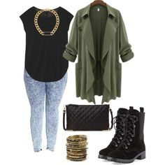 Plus Size Streetsfashion Fullfigure Created in the Polyvore Android app. http://www.polyvore.com/android