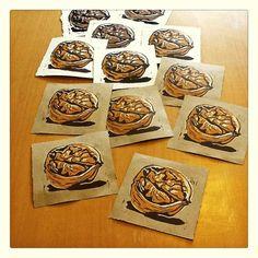 Going Nuts bij de Drukpersbrigade Mobile Art, Kitchen Art