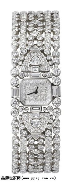 Cartier Cartier 2011 new series of fine jewelry Pierre - Haute Joaillerie watch