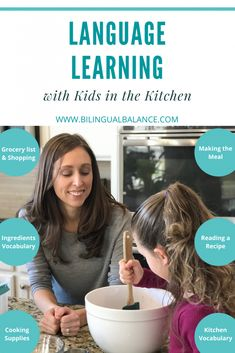 Language Learning with Kids in the Kitchen - Bilingual Balance