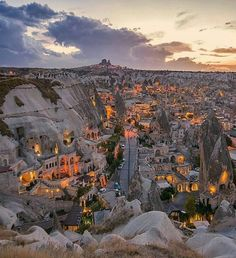 "Cappadocia, Turkey -The earliest record of the name of Cappadocia dates from the late 6th century BC, when it appears in the trilingual inscriptions of two early Achaemenid kings, Darius I and Xerxes, as one of the countries (Old Persian dahyu-) of the Persian Empire. In these lists of countries, the Old Persian name is Haspaduya, which according to some researchers is derived from Iranian Huw-aspa-dahyu- ""the land/country of beautiful horses"""