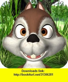 Talking James Squirrel, iphone, ipad, ipod touch, itouch, itunes, appstore, torrent, downloads, rapidshare, megaupload, fileserve