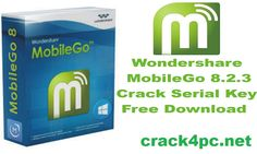 Wondershare MobileGo 2017 Crack (Full + Serial Key) Free Download