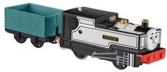 Amazon.com: Fisher-Price Thomas the Train TrackMaster Motorized Fearless Freddie Engine: Toys & Games