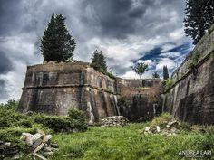 Fortress in Mugello, Italy