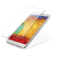 Waloo Samsung Galaxy Note 4 Tempered Glass Shock Proof Screen Guard Protection