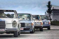 S class of the 60's, 70's, 80's and 90's