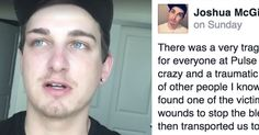 This Orlando Survivor Was Hiding When He Saw A Wounded Stranger. Then His Training Kicked In.