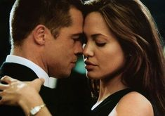 Angelina Jolie says looks dont matter if youre not intelligent in blunt new interview John Smith, Mr And Mrs Smith, Brad And Angelina, Brad Pitt And Angelina Jolie, Jennifer Aniston, Tomb Raider Angelina Jolie, Por Tras Das Cameras, Legend Images, Cute Couple Drawings