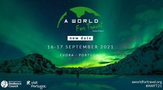 A World for Travel. Évora Forum will take place this September - Travel Tomorrow 08-07-2021 | The organisers of the 'A World for Travel – Évora Forum,' the new annual sustainable travel industry event, have confirmed that for this year's conference will be held from September 16th to 17th 2021. Developed to transform the industry, bringing together stakeholders from the public and private sectors to create a common platform that will reshape Tourism as a more sustainable and responsible activity Portugal, Travel Forums, Sustainable Tourism, Travel And Tourism, Continents, September, Places, Articles, Events