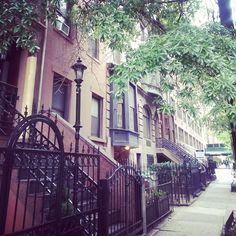 Took a walk this morning #murrayhill #manhattan #newyorkcity #newyork #living