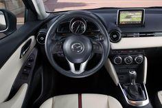 Mazda 2 1.5 petrol - dash