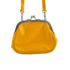 SticksandStones Alba Bag Deep Yellow