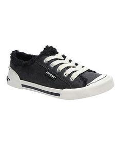 Another great find on #zulily! Black Jaela Sneaker #zulilyfinds
