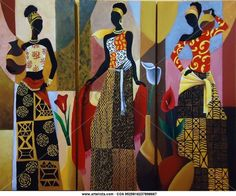 cuadros y laminalar africanas - Поиск в Google