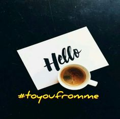 #toyoufromme  A day has just begun for you You need to smile all through  Don't think what happened yesterday  Coz Today is a brand new day  Make the most of your day today  Wishing a very good morning to you!  Feel all new this day!  #MorningBuzz #toyoufromme