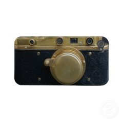 Vintage Camera iphone4 case Case-mate Iphone 4 Cases by In_case