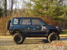 95 Suzuki Sidekick