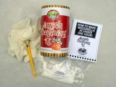 Formaggio Kitchen | Cheese Knives & Other Wares | Other Gifts | Mozzarella Cheesemaking Kit
