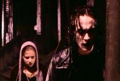 """It can't rain all the time""  ""Eric?!""  -The Crow"