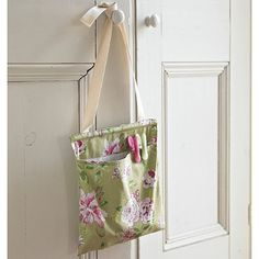 Floral Peg Bag - From Lakeland