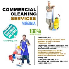 Professional Cleaning Company Proficient in Commercial Cleaning Services . Commercial Cleaning Company, Cleaning Companies, Janitorial Services, Best Commercials, Professional Cleaning, To Focus, Insight, Virginia, Budgeting