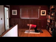 Do you have Diastasis Recti, also know as abdominal separation? This video shows you how to test for it and exercises to repair your rectus abdominals.