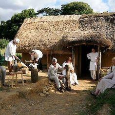 Viking Age, Sainte Claire, Caen, Vikings, Couple Photos, 11th Century, Shelters, Homestead, Mount Rushmore