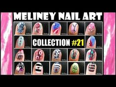 Meliney nail art design collection 19 youtubemeliney meliney nail art design gallery collection video meliney prinsesfo Gallery