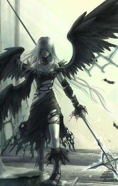 Awwwwwweeeeeesoooommmmmme! I love angels