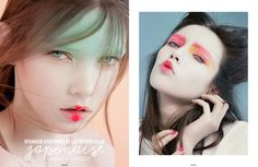 Cosmetic Japanese Photoshoots : Fashionbook #2 Geiko
