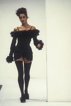 Dolce & Gabbana RTW S/S 1992