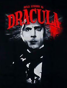 Bela Lugosi Is Dracula Mens T Shirt Classic Monster Movie Vampire Horror Gothic | eBay