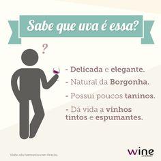 Quem adivinha? Quem adivinha? #wine #vinho #uva