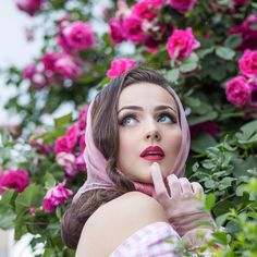 Idda van Munster Stopped to smell the roses  Photo by Nina Masic