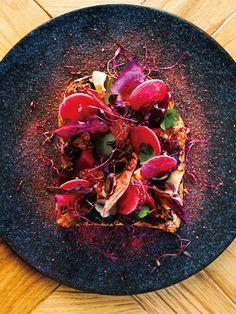 ジュレのみずみずしさが味のまとめ役に!|『ELLE a table』はおしゃれで簡単なレシピが満載!